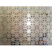 Perforated PVC Mesh
