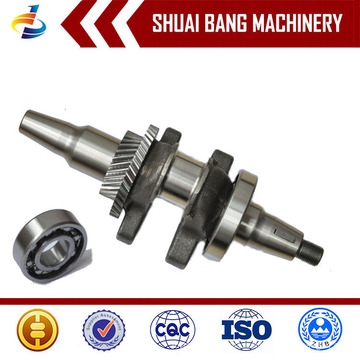 Shuaibang Custom Made High End China Made Gasoline Water Pump Brazil Crankshaft