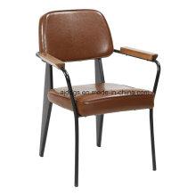 Железный стул досуг Председатель Minimanlist стул