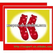 Модные теплые носки