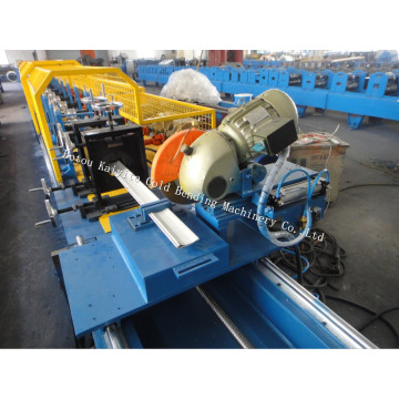 Door System Foam Rolling Shutter Door Machine