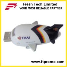 Avião forma USB Flash Drive (D171)