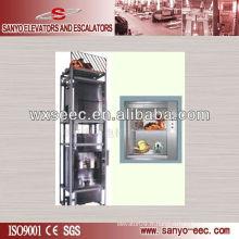 250kg Dumbwaiter / Food Elevator