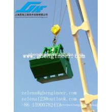 Electric Hydraulic Clamshell Grab Clamshell Bucket
