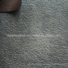 Hochwertiges atmungsaktives PU-Möbel Leder (QDL-FB0015)