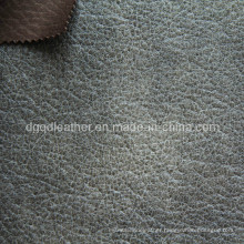 High Quality Breathable PU Furniture Leather (QDL-FB0015)