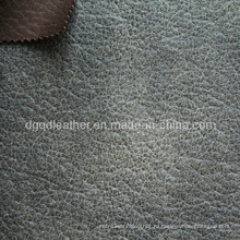 Высокое качество дышащий PU мебели кожаный (qdl по-FB0015)