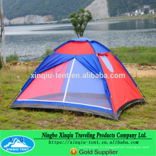 3-4 человек открытый кемпинг легкий купол палатки