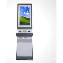 Kiosco publicitario del quiosco de la pantalla táctil de 32 pulgadas