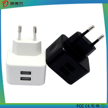 QC 2.0 Dual USB Quick Charge Travel Charger 3.4A (Max)
