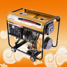 Дизельный генератор WA6000DG / DGE 6kw