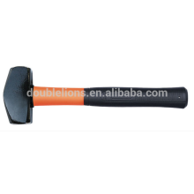 STONING HAMMER HALF PLASTIC-COATING HANDLE