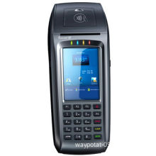 Handheld POS Terminal with Printer, 1D/2D Barcode, RFID, GPS, Wi-Fi, 3G