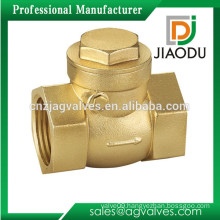 factory price forged cw617n male threaded 1 2 20 inch a105n ul fm daniel brass compression check valve high quality than kitz
