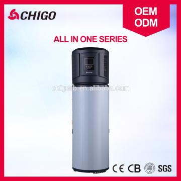 China Fonte de ar de alta qualidade do compressor de Copeland para molhar todo o um calefator usado da bomba de calor da água de Tankless
