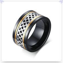 Moda Acessórios Anel de moda de jóias de aço inoxidável (SR783)