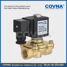 low price diaphragm direct lifting civil gas normally closed solenoid valve