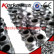 65mm screw element for color masterbatch extrusion