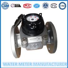 Большой диаметр Вольманн Тип Измеритель воды из нержавеющей стали Lxlc-50 в марке Gaoxiang