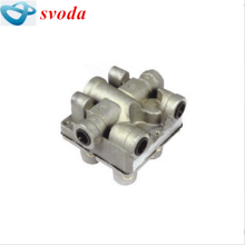 Dumper Terex Válvula de protección de 4 vías, válvula de protección de cuatro circuitos, válvula de retorno15041313