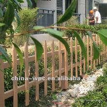 WPC садовые ограждения