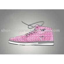 zapatillas de deporte de dama