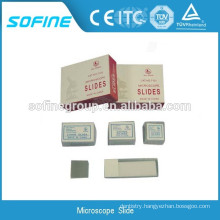Disposable Types Of Microscope Slides