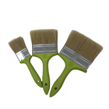 Pure Bristle Oil Paint Brushes With Plastic Handle Painting Tools And High Quality Paint Brush