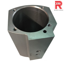 Perfis de extrusão de alumínio / alumínio para a bomba