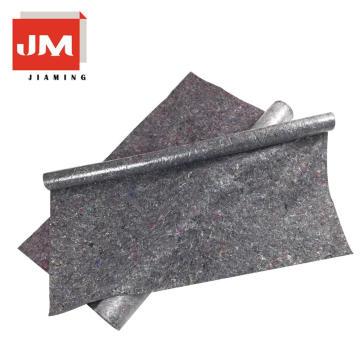 feuchtigkeitsbeständiger Filzfilz Teppich 100 Polyester grau