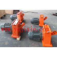 Laufradkopf, Laufradeinheit, Motor direkt angetriebenen Strahlradturbinen-18.5kw (HQ034)
