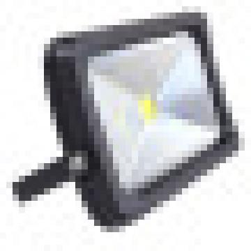 50W Slimline COB LED Flutlicht