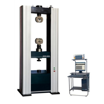 200 Kn Electronic Testing Machine Lab Equipment