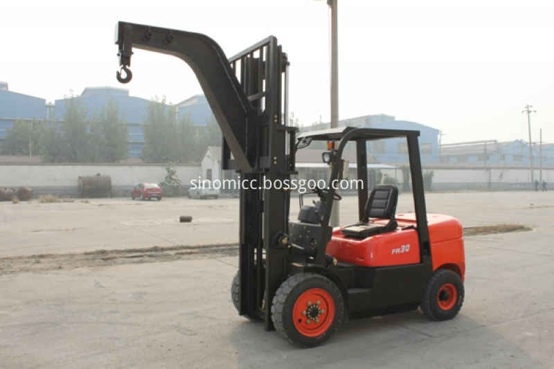 Telescopic Crane Forklifts