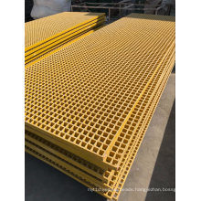Fibre Glass Reinforced Plastic (FRP) Grating, Pultruded I-Beam Profile