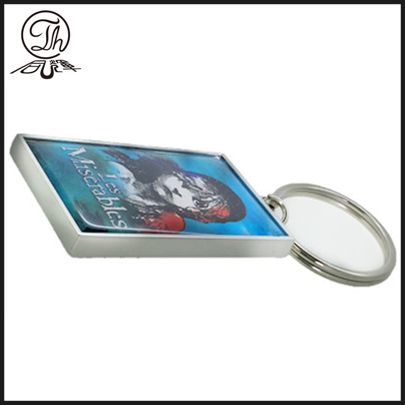 Picture Photo Keychain