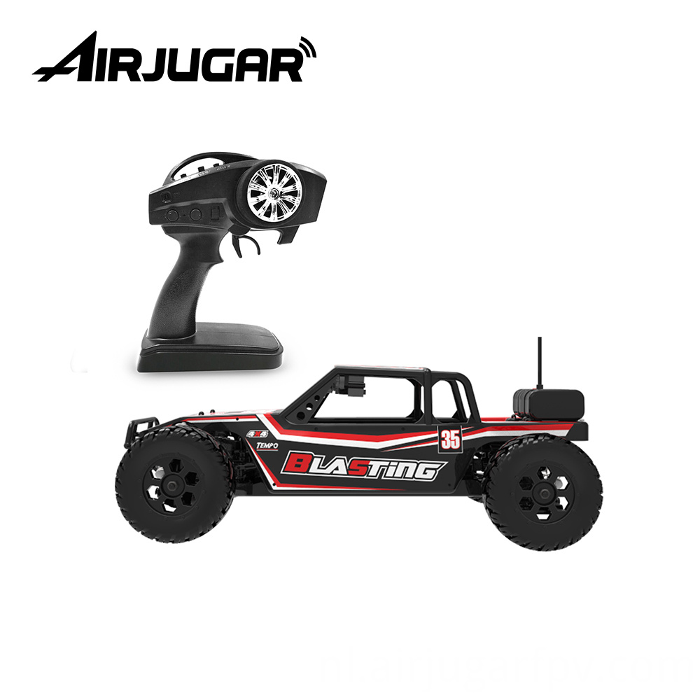 Radio Controlled Electric Vehicle