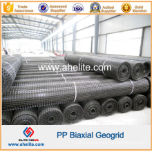 High Tensile Strength Polypropylene Biaxial Geogrid
