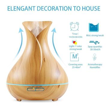 Aromatherapy Essential Oil Diffuser 400ML