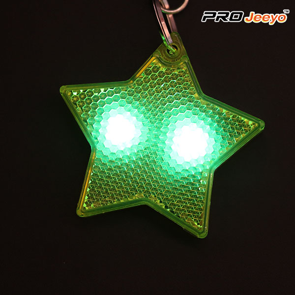 LED Children Bag Keychain