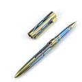 Многоцветная шариковая ручка для выживания из металла по конкурентоспособной цене