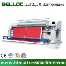 BT-HX02-128 Automatic Computerized Quilting and Embroidery Machine Supplier
