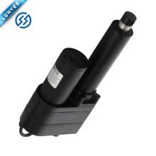 Actuador linear incorporado del embrague 12v / 24v de la precisión de la automatización industrial