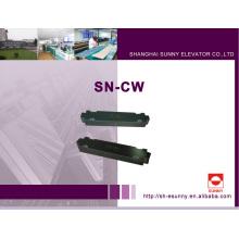 Contrepoids pour le système de balance des ascenseurs (SN-WC)