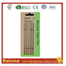 2 в 1 Бумажная ручка и маркер