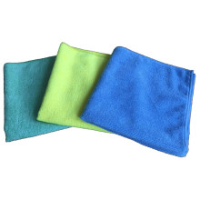 Microfiber Quick Dry Warp Knitting Cleaning Cloth