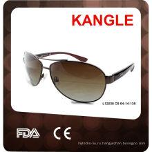 2017 новый уникальный популярный Стиль мода Поляризованных се/FDA для металла солнцезащитных очков