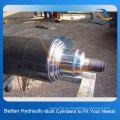 Cilindros hidráulicos telescópicos para el volquete