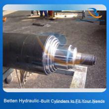 Стальной стержень с длинным ходом Телескопические гидравлические цилиндры для самосвала