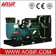 Звуковой зеленый генератор 650kva с двигателем Doosan